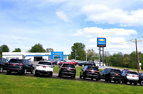 Runde Chevrolet Dealer