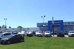 Runde Chevrolet Dealership in Platteville Wisconsin