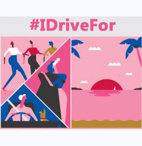 I Drive For logo