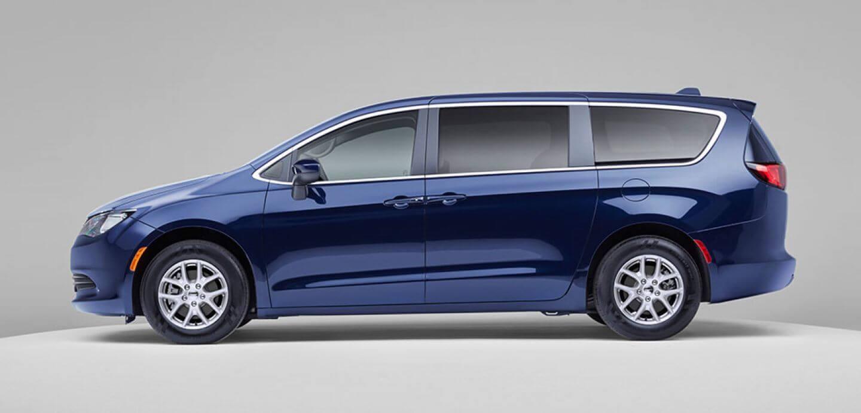 Chrysler Voyager Sideview