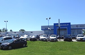 Runde Chevrolet GMC Buick Dealership in Platteville Wisconsin