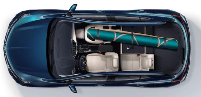 Buick Encore GX cargo